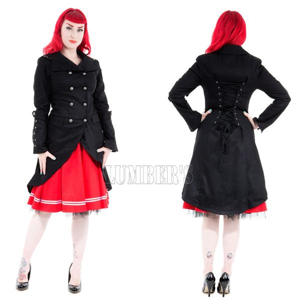 Dámský kabát H R London - HR0902 670a96ef48c