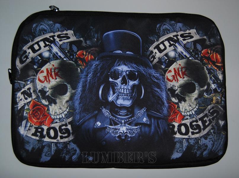 bbb3657a4 Pouzdro na notebook GUNS N ROSES - Slash Ice Skull